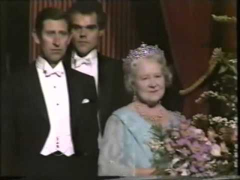 God save the Queen 1984