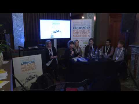 CPDP 2017: CONVERSATIONAL AGENTS: A THREAT TO PRIVACY?