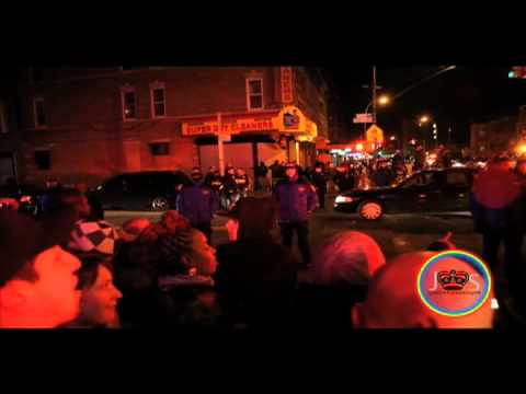 JS: #BrooklynProtest 4 days of protests for the killing of Kimani Gray. 3/14/2013.