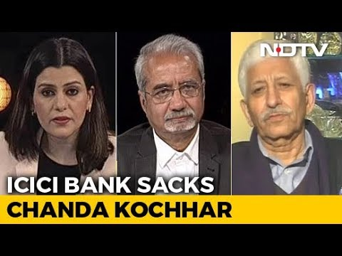 ICICI Sacks Chanda Kochhar: Is There Rot In India's Private Banks?
