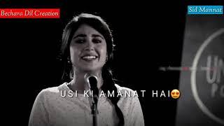 For Girls Sad Line Poetry New Whatsapp Status Video Saayri Unerase Poetry Ek ladki ki Dil ki Baat