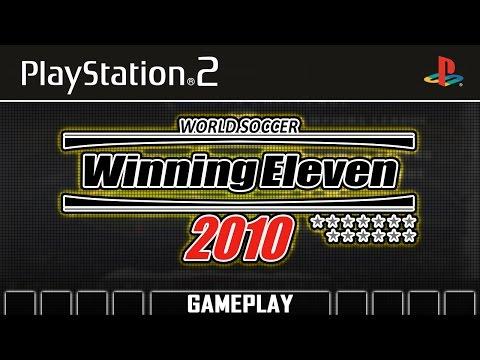 World Soccer Winning Eleven 2010 [PS2] Gameplay