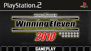 World Soccer Winning Eleven 2010 [PS2] Gameplay