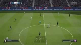 BECKHAM STYLE GOAL! - FIFA 15 GAMEPLAY