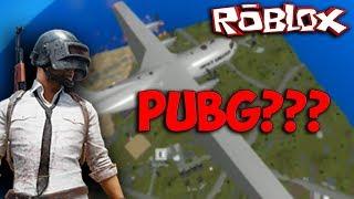 ROBLOX #7 ROBLOX rasa PUBG??? 😱😱😱😇😝😝