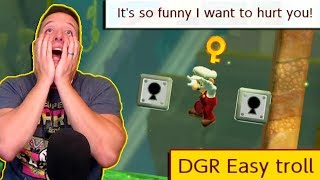 Скачать Are You Kidding Me A DGR TROLL Level 3 Weeks In A Row SUPER EXPERT NO SKIP 15