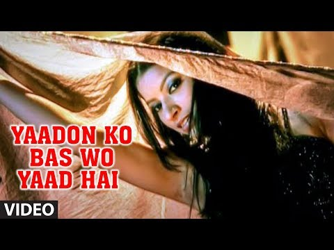 Yaadon Ko Bas Wo Yaad Hai Woh Bewafa  Sad Indian Song  Agam Kumar Nigam