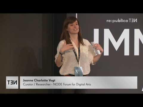 re:publica 2016 – Opening Immersive Arts // Wie KünstlerInnen & GründerInnen zusammenarbeiten können on YouTube