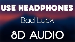 Khalid - Bad Luck (8D AUDIO)