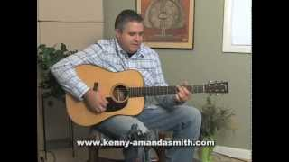 """Collings D1 A V - Kenny Smith - """"Me and My Farmall"""""""