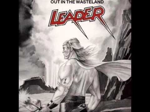 Leader - Out In The Wasteland 1988 (FULL ALBUM) [Power/Speed Metal]