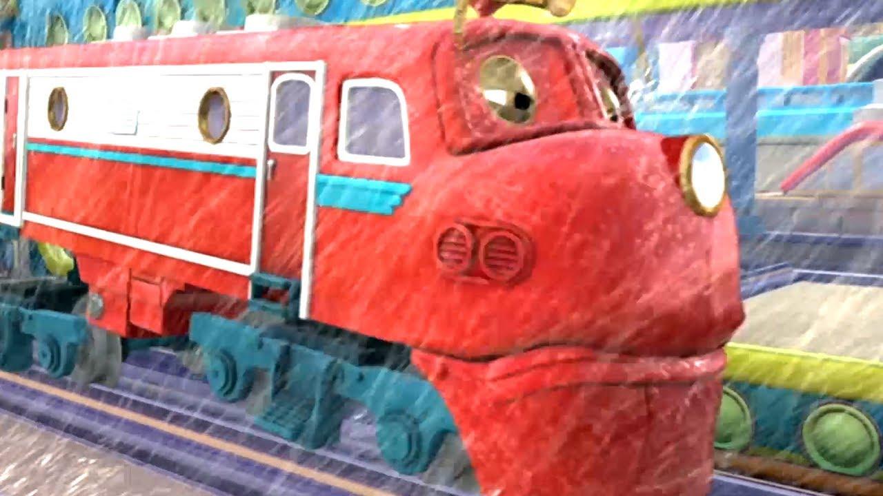 Stacyjkowo   Wilson I Dziki Wiatr Cały Odcinek   Pokazy Dla Dzieci   Kreskówki Dla Dzieci
