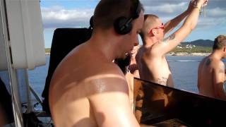 HardDance Ibiza 2011 - All Day Boat Cruise