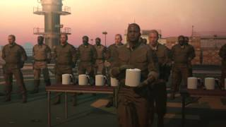 MGSV Diamond Dogs Funeral