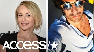 Sharon Stone Is Not Engaged To Boyfriend Angelo Boffa | Access