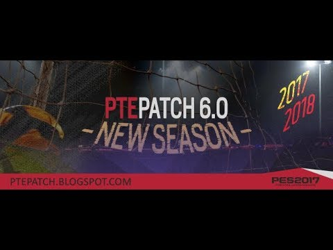 PES17] PTE Patch 2017 1 0 - RELEASED 09/10/2016 TORRENT (Compatible