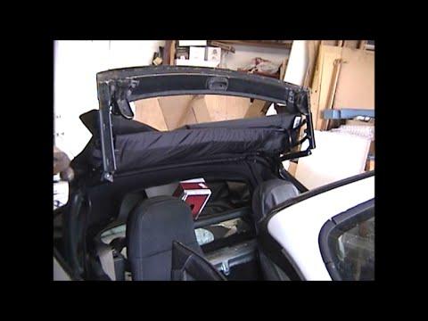 Mazda 94 Miata Top Installation
