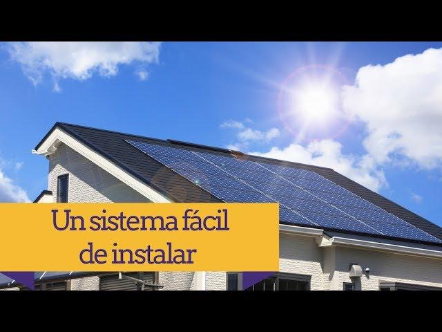 Como Funciona Una Casa Con Energia Solar Youtube