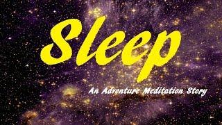 A Guided Mind Adventure Story for sleep: Visit Pyramids, Incas,  sleep hypnosis, sleep meditation