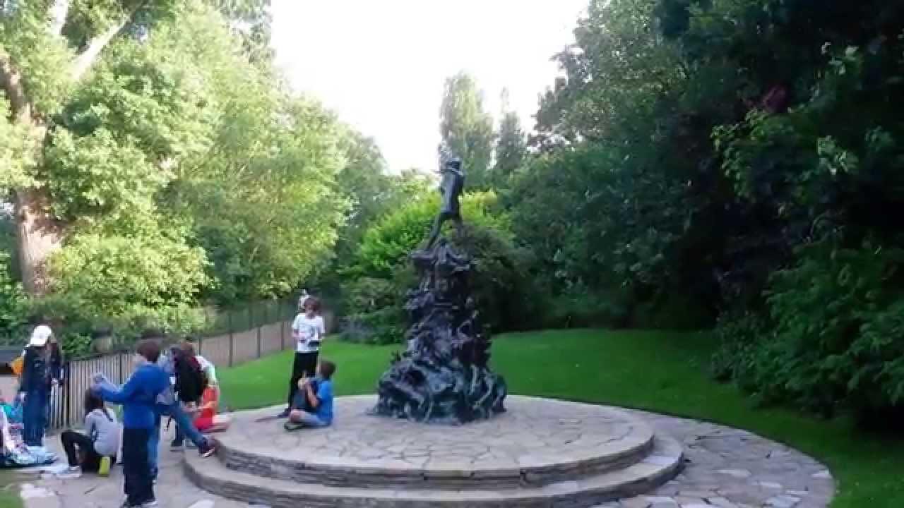 how to get to kensington gardens