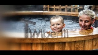 Wooden hot tubs for sale UK | Wood burning fired hot tubs at woodenhottubsale.co.uk