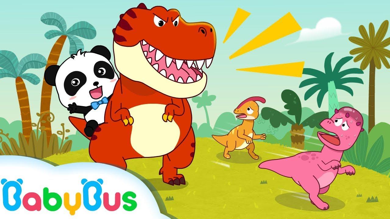 tiranosaurio rex soy canción infantil canción de dinosaurios