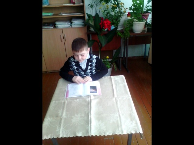 Изображение предпросмотра прочтения – МузафарМузафаров читает произведение «Осень (Листья вполе пожелтели…)» М.Ю.Лермонтова