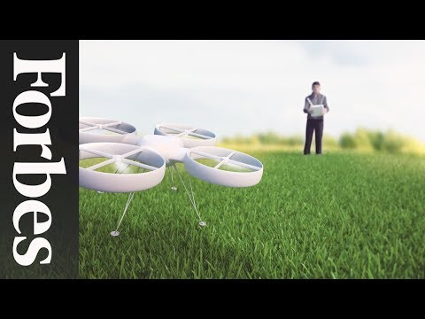 Watch This Drone Get Hacked Out of The Sky | Forbes