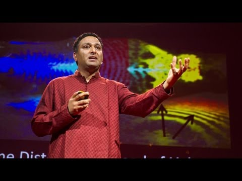Imaging at a trillion frames per second - Ramesh Raskar