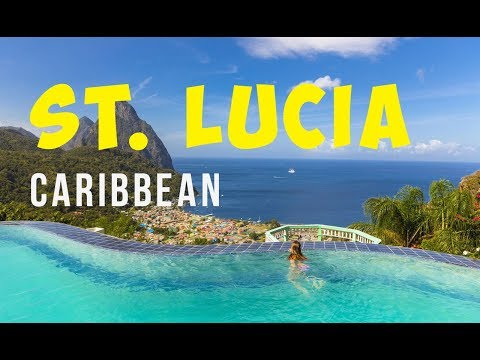 St. Lucia Travel Guide - Caribbean