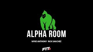 Alpha Room - PREVIEW (Corona Virus, Leg Day)