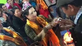 Celebrate 🎉 mom of sachai pariwar nepal 🇳🇵