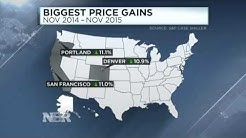 Home prices accelerate