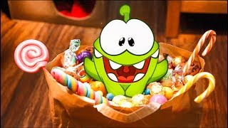 Om Nom Stories  Halloween Special   Cut The Rope   Funny cartoons