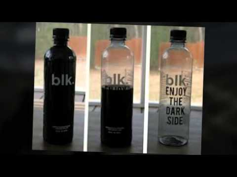 blk water Don't worry, this black water (not blackwater) isn't actually sludge -- it's just water enhanced with humic and fulvic acid (biodegration of dead organic matter, electrolytes, antioxidants, and so.