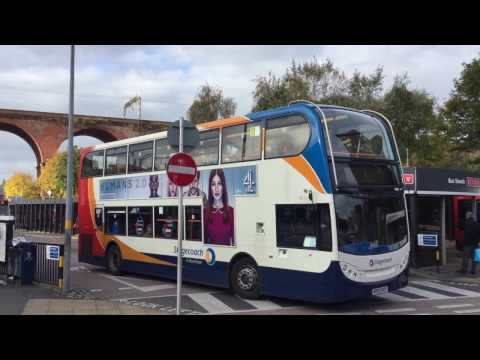 Buses in Greater Manchester, October 2016 (HD)