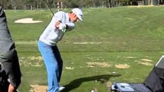Dustin Johnson Iron Swing