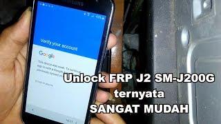 Cara Remove FRP Samsung Galaxy J2 SM-J200G via Odin