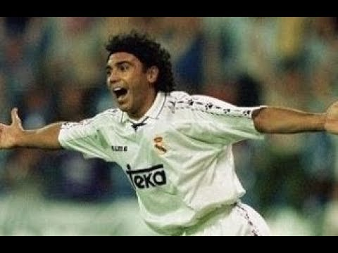 Hugo Sanchez Vs PSV (1989) - Aztec legend in Madrid
