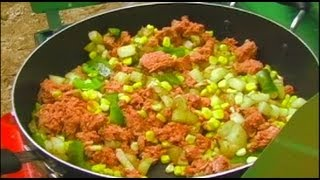 Craig's Kitchen 005 - Corn Beef Hash