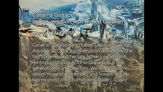Catalina Guirado: In Conversation with Robert Galstian