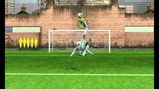 FIFA 12 Удар через себя FIFA Back flip kick(FIFA Удар через себя., 2011-07-24T16:47:32.000Z)