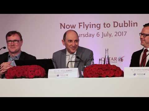 Qatar Airways CEO speaking about Chapter 11 and Delta employee video - Unravel Travel TV