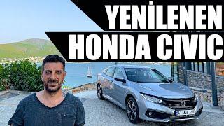 2020 Yenilenen Honda Civic | Neler Değişti?