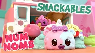 Lip Gloss Truck | Num Noms Snackables | Webisode #2