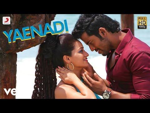 Adhagappattathu Magajanangalay - Yaenadi Tamil Lyric | D. Imman