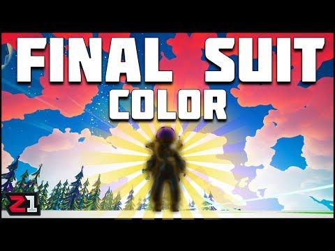 Unlocking the FINAL Suit Color, The GOLD SUIT Community Save Now