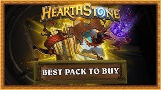 Hearthstone: Best Pack To Buy