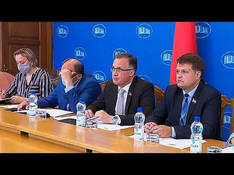 Беларусь и Россия покинули заседание Парламентской Ассамблеи ОБСЕ