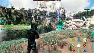 ARK: Survival Evolved - Динозавры, которые выжили, против мировых боссов - Darkcrash (Вторая камера)